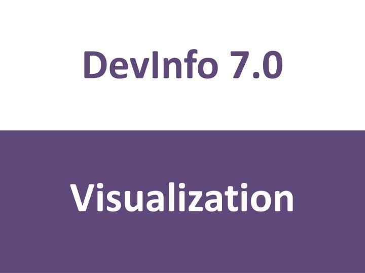 DevInfo 7.0