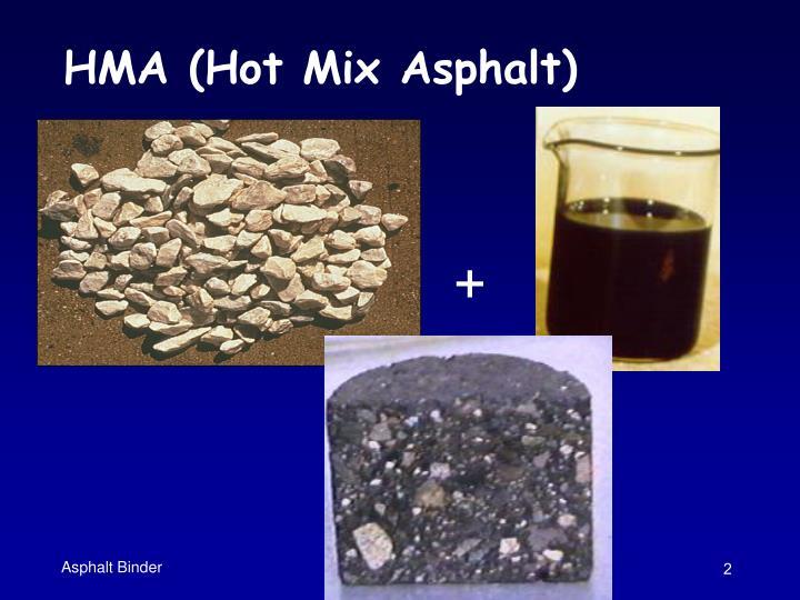HMA (Hot Mix Asphalt)
