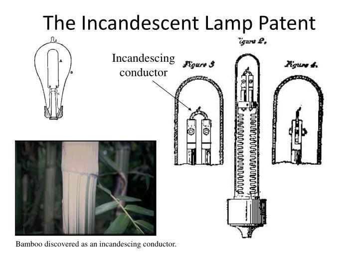 The Incandescent Lamp Patent