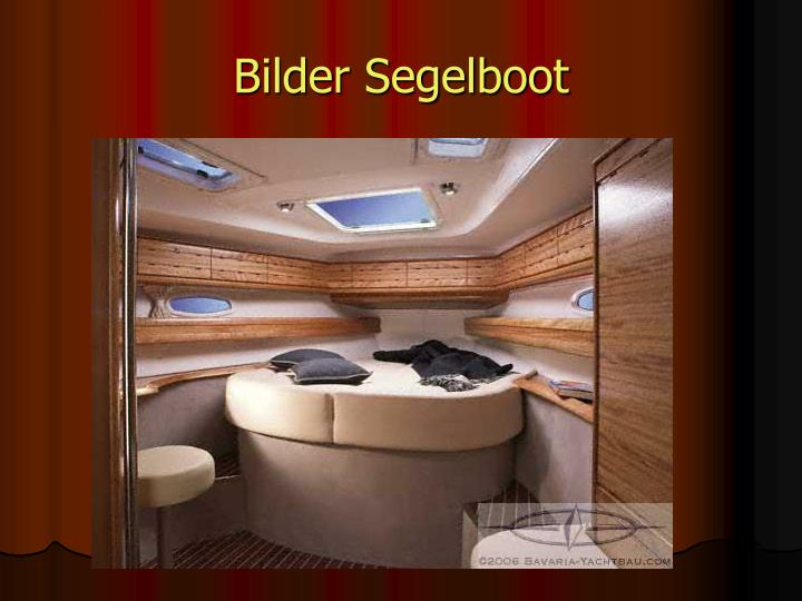 Bilder Segelboot