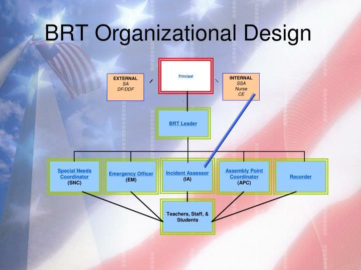 BRT Organizational Design
