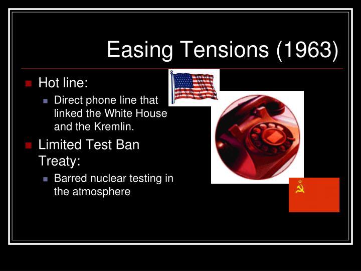 Easing Tensions (1963)