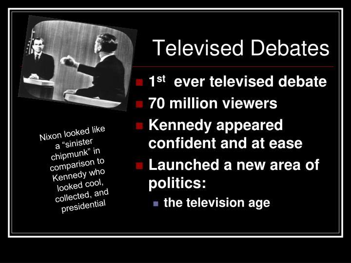 Televised Debates