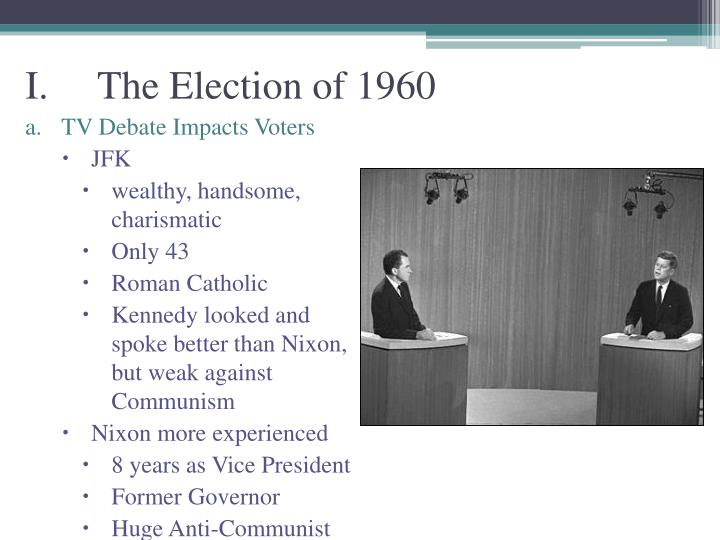 I.The Election of 1960