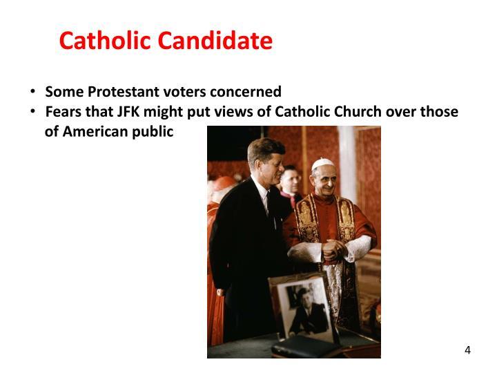 Catholic Candidate