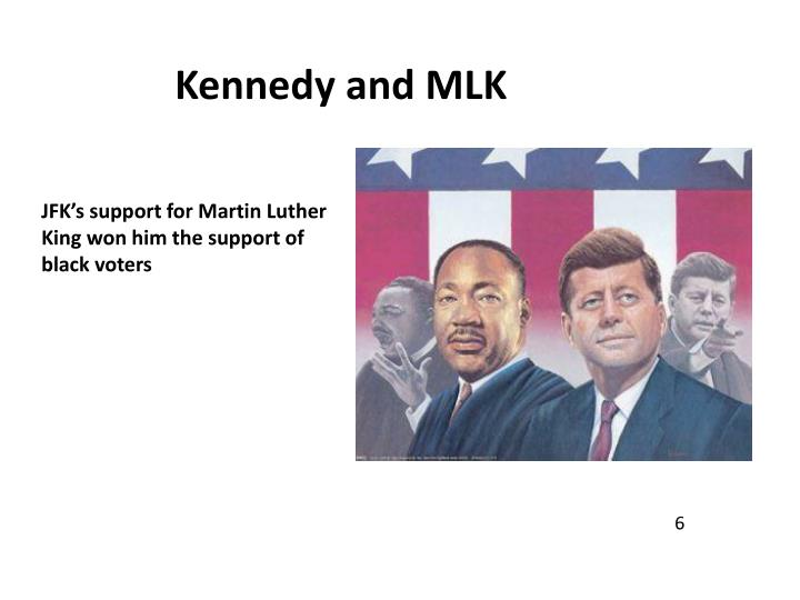Kennedy and MLK