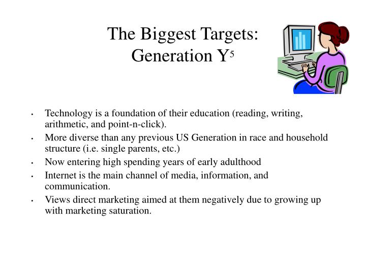 The Biggest Targets: