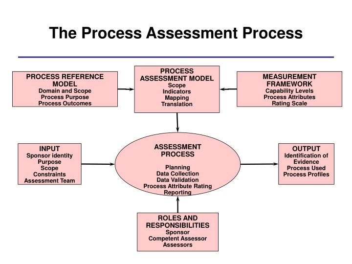 The Process Assessment Process