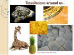 tessellations around us