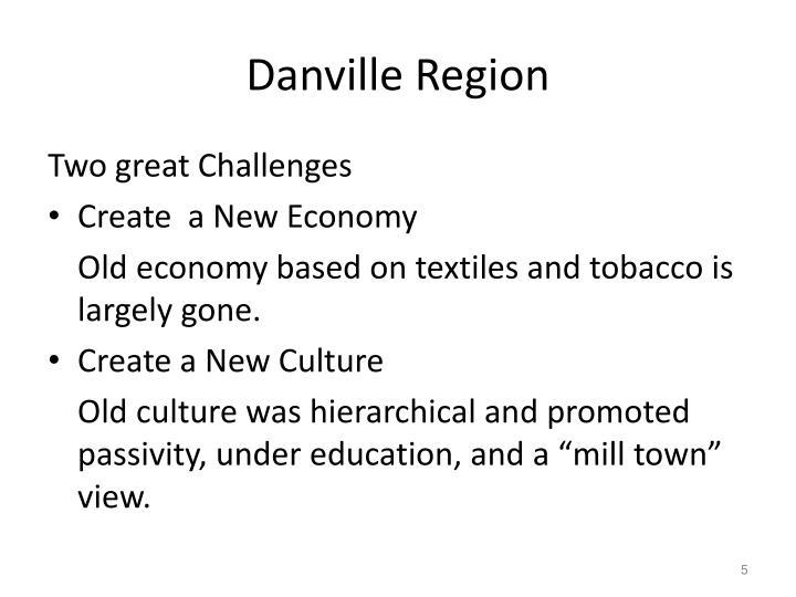 Danville Region