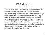 drf mission