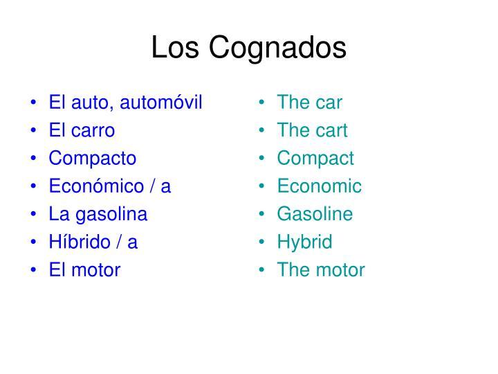 El auto, automóvil
