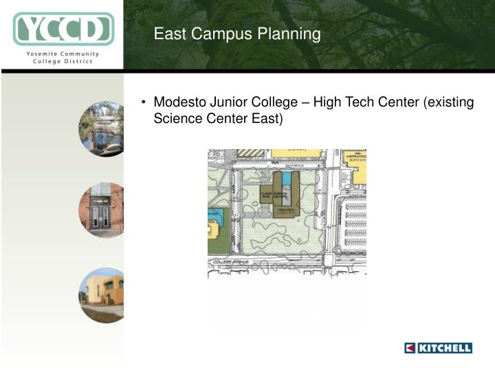 East Campus Planning