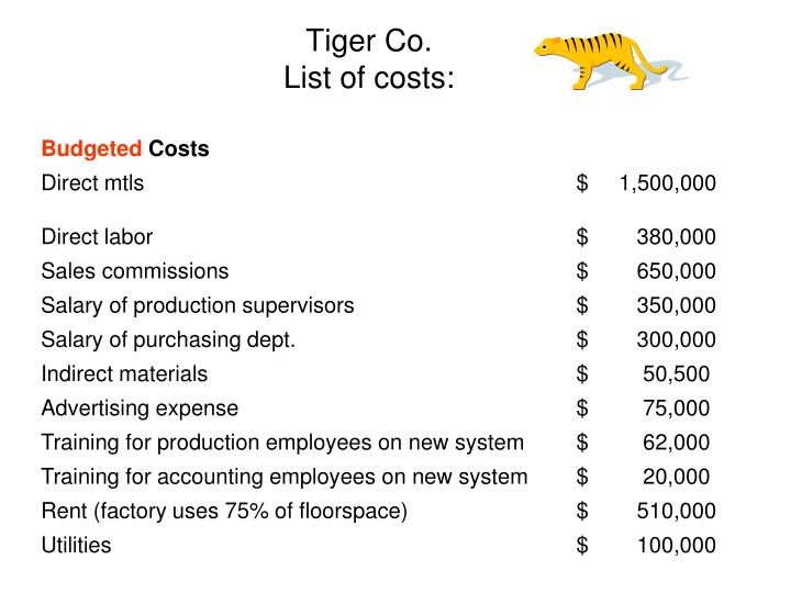 Tiger Co.