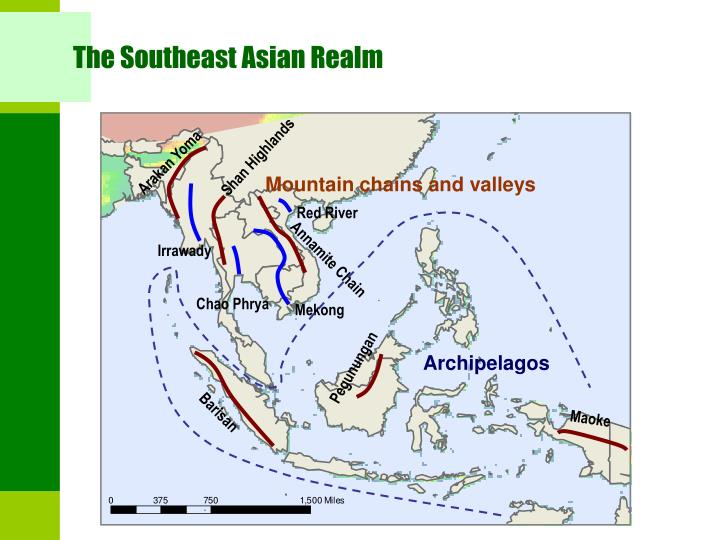The southeast asian realm1