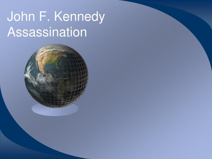 John f kennedy assassination
