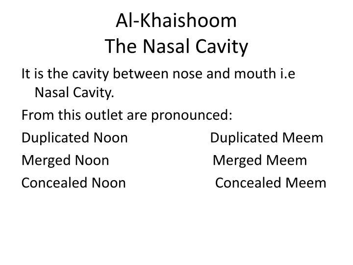 Al-Khaishoom