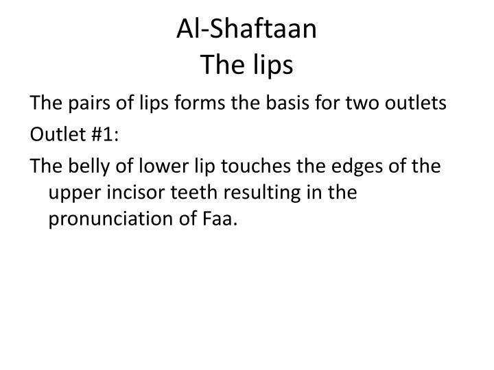 Al-Shaftaan