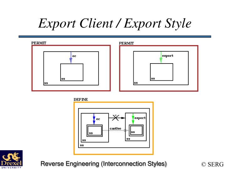 Export Client / Export Style