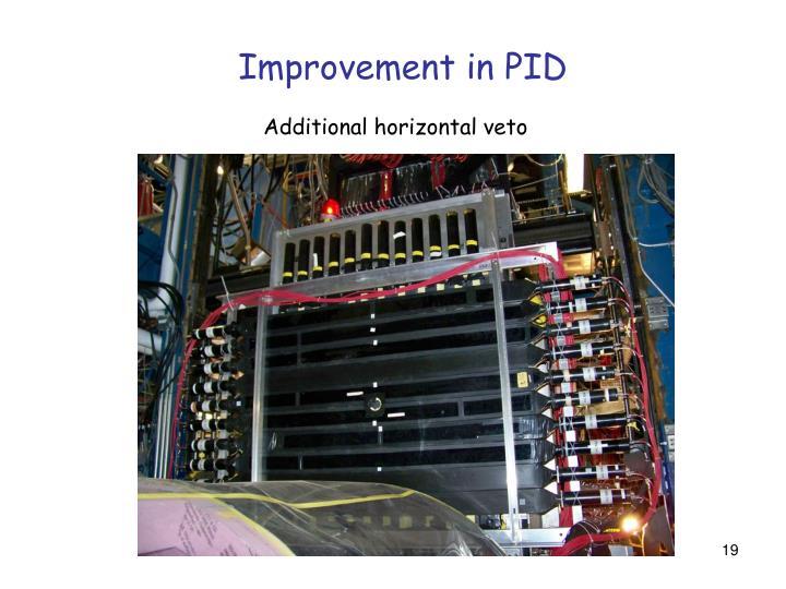 Improvement in PID