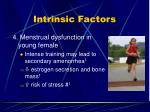 intrinsic factors5