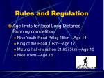 rules and regulation1