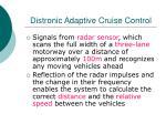 distronic adaptive cruise control1