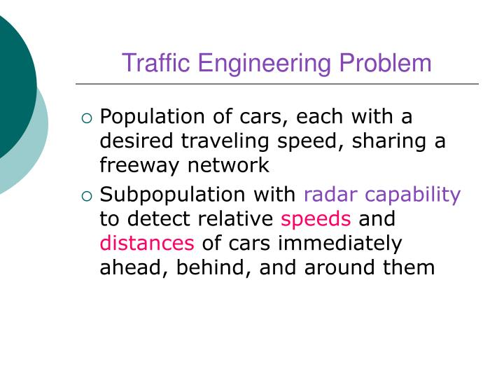 Traffic Engineering Problem