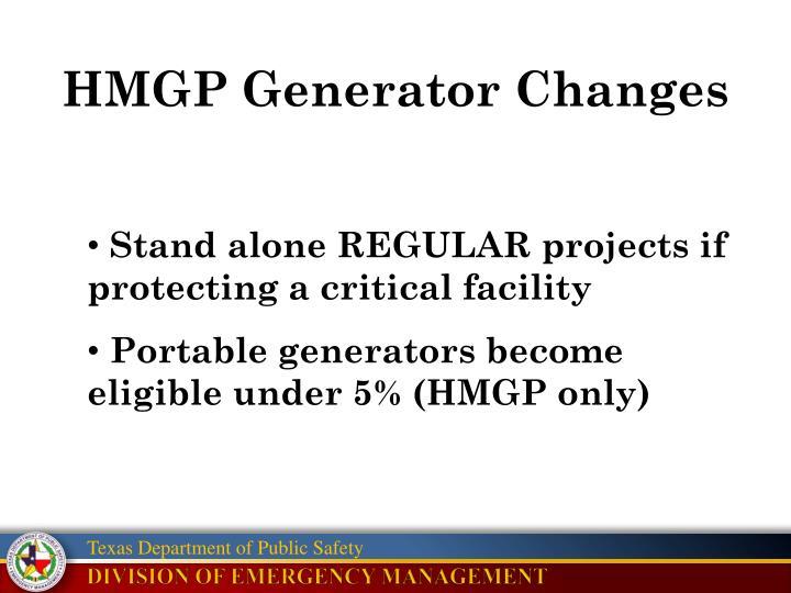 HMGP Generator