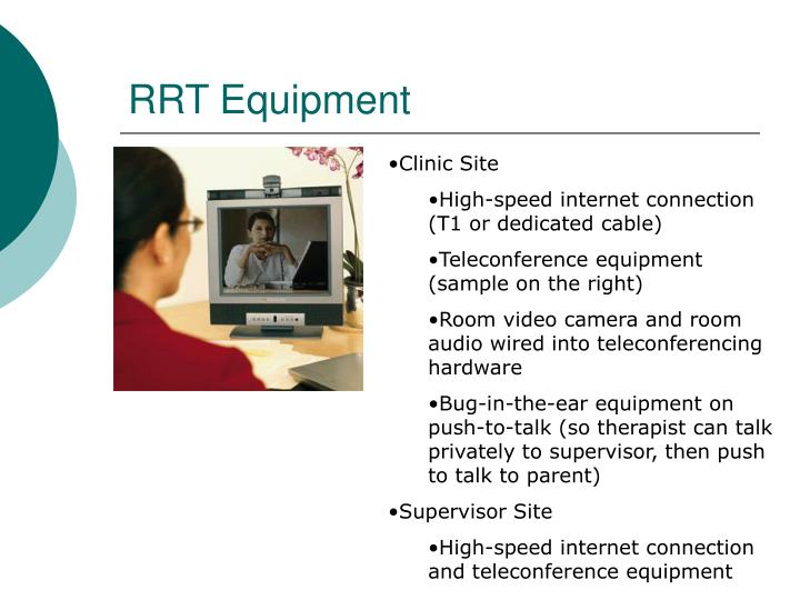 RRT Equipment
