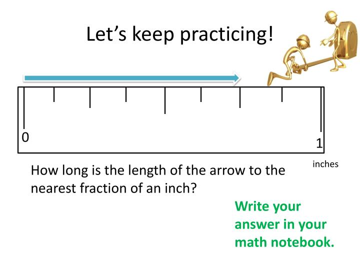 Let's keep practicing!