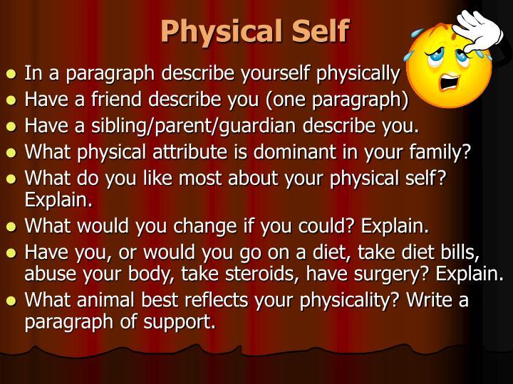 Physical Self