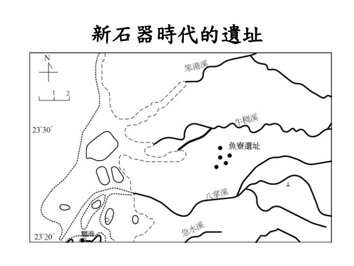 新石器時代的遺址