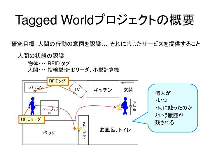 Tagged World