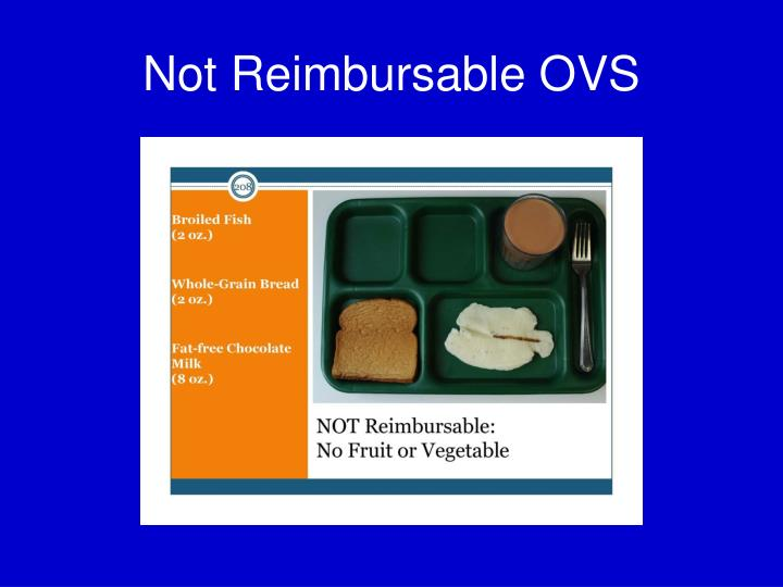 Not Reimbursable OVS