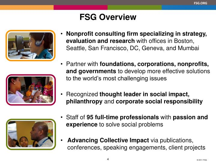 FSG Overview
