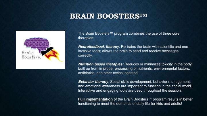 Brain Boosters™
