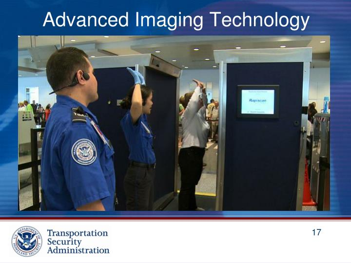 Advanced Imaging Technology