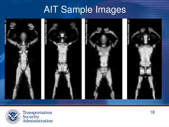 AIT Sample Images