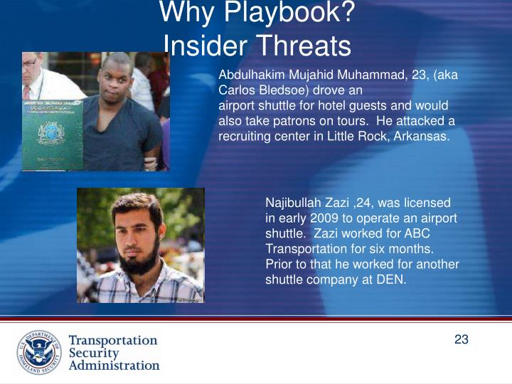 Why Playbook?