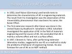 history of first ae experiments1