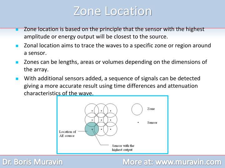 Zone Location