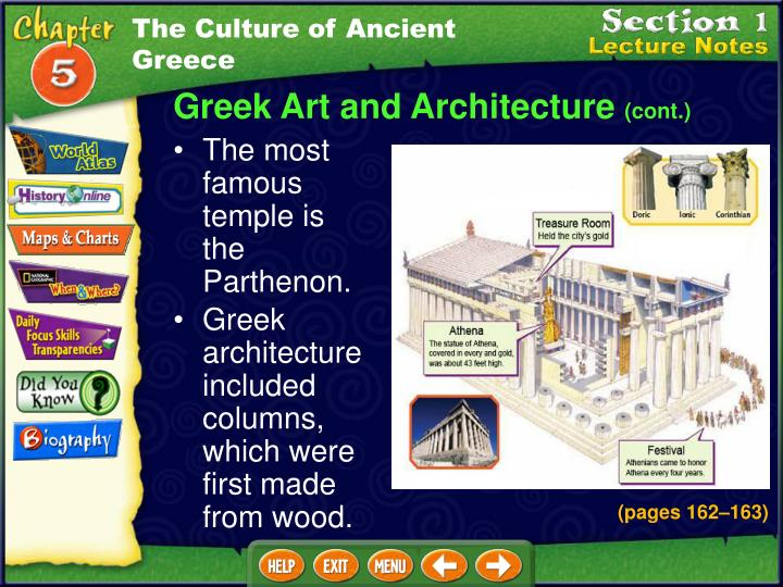 The Culture of Ancient Greece