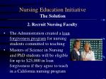 nursing education initiative the solution3