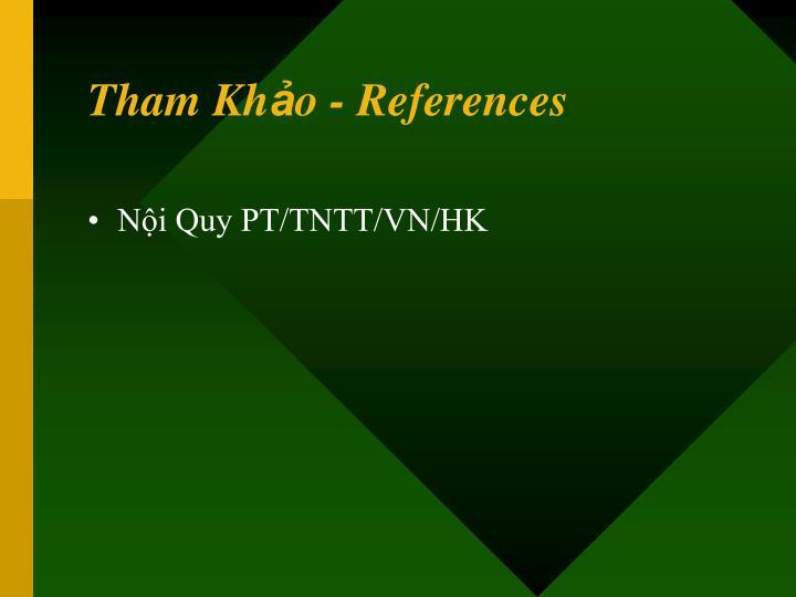 Tham Kh