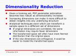 dimensionality reduction1