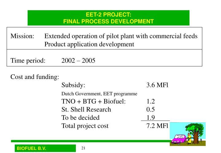 EET-2 PROJECT: