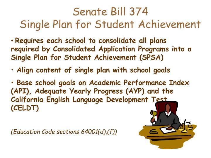 Senate Bill 374