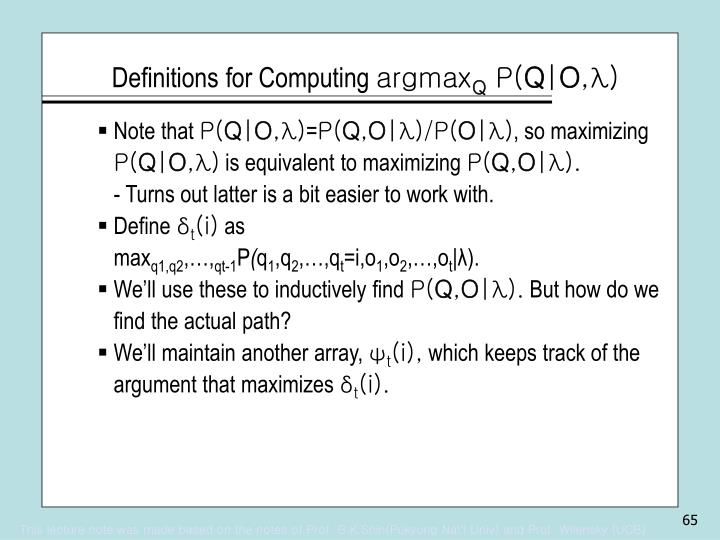 Definitions for Computing