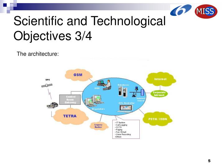 Scientific and Technological